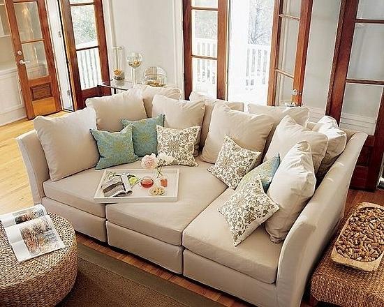 Featured Photo of Deep Cushion Sofas