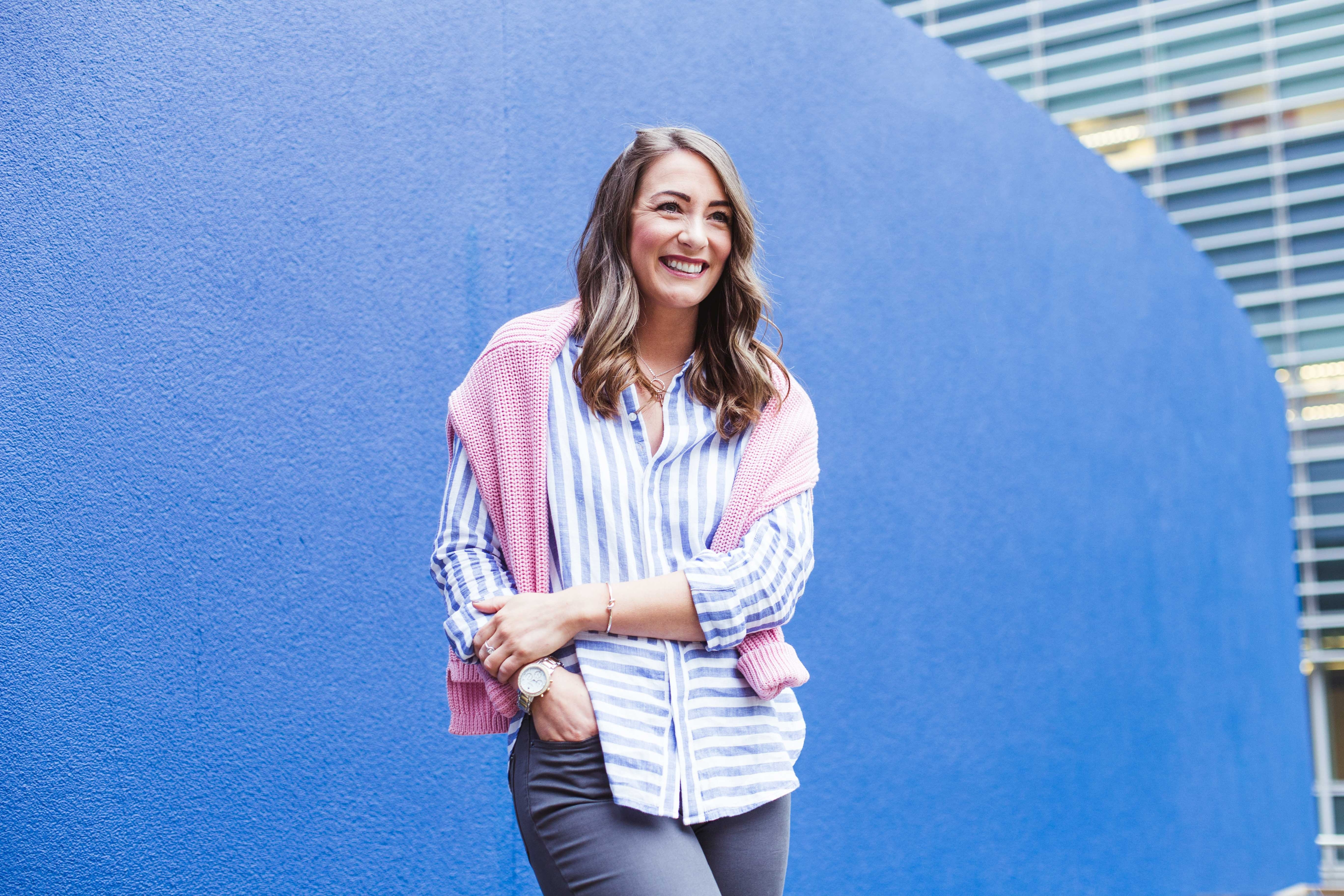 Denim Prep Style With Marks & Spencers – The Style Fairy Throughout Best And Newest Marks And Spencer Wardrobes (View 5 of 15)