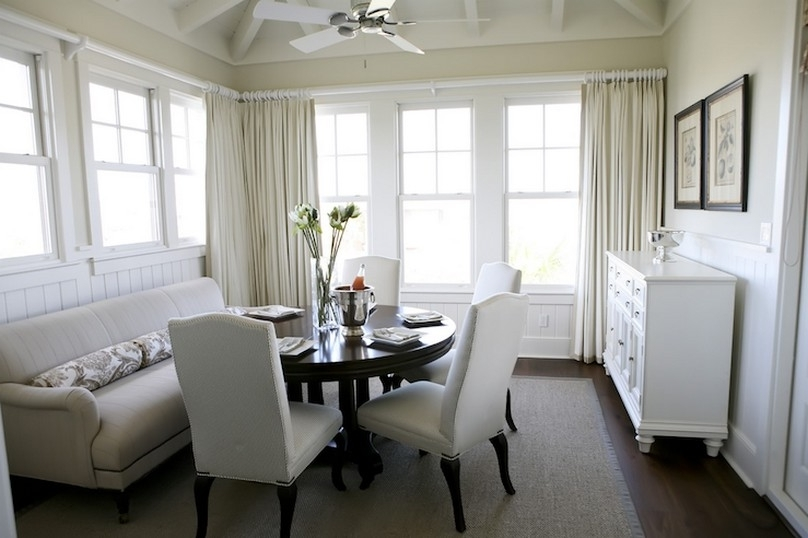 Dining Sofa Chairs Pertaining To Popular Dining Table With Sofa Chairs Sofa As Dining Room Seating  (View 3 of 10)