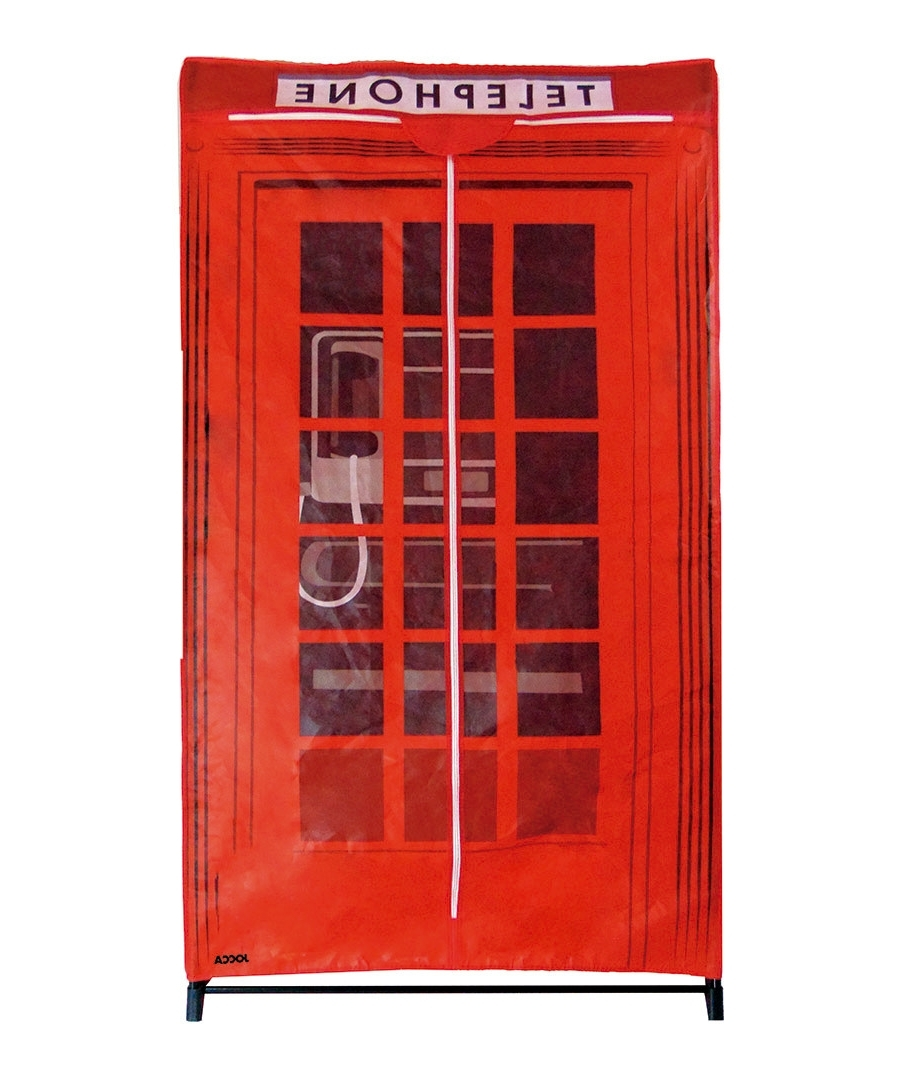 Featured Photo of Telephone Box Wardrobes