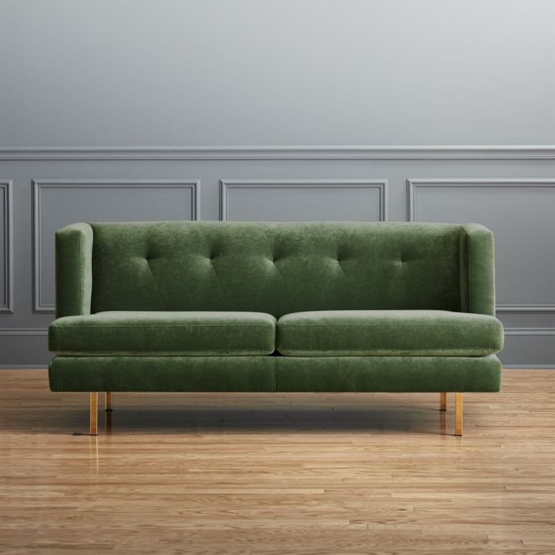 Discover Cozy Modern Sofas (View 9 of 10)