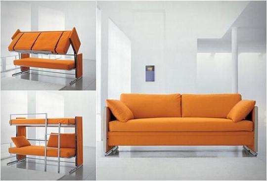 Diy Cozy Home Regarding Favorite Sofa Bunk Beds (View 2 of 10)
