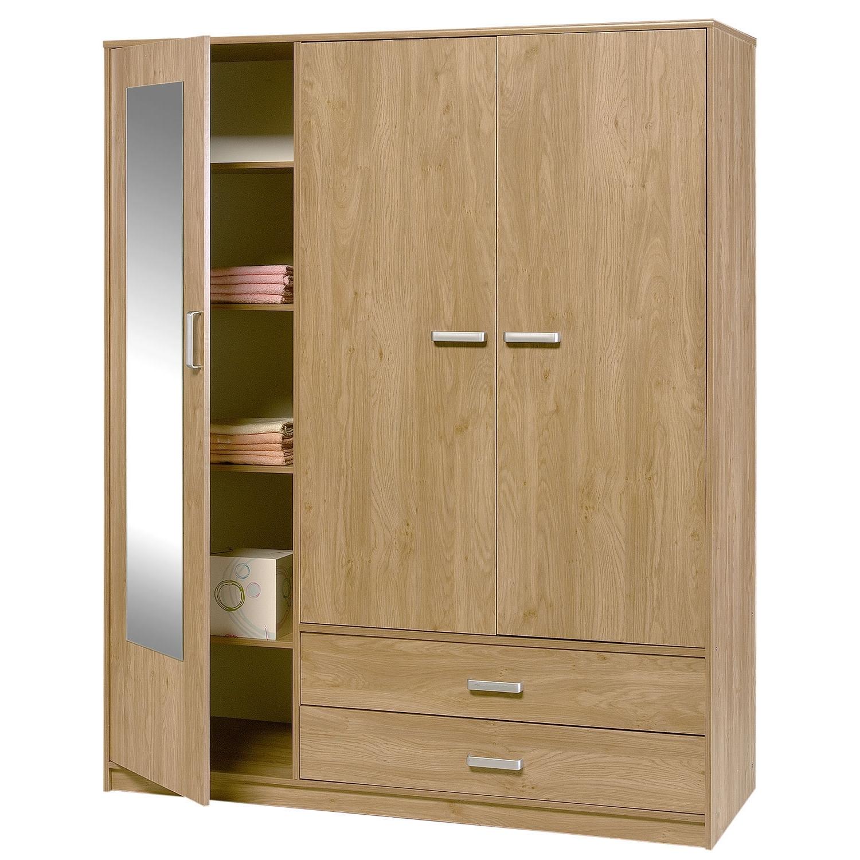 Double Door Wardrobe (View 2 of 15)