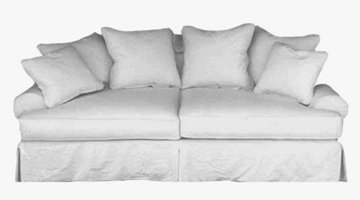 Down Filled Sofas With Widely Used Taylor Scott Collection – Slipcovered & Upholstered – Sofas (View 5 of 10)
