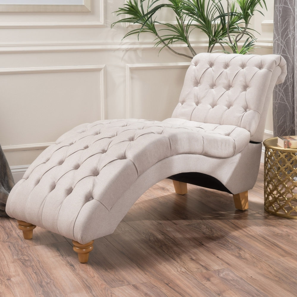 Ebay With Regard To Most Popular Fabric Chaise Lounge Chairs (View 4 of 15)