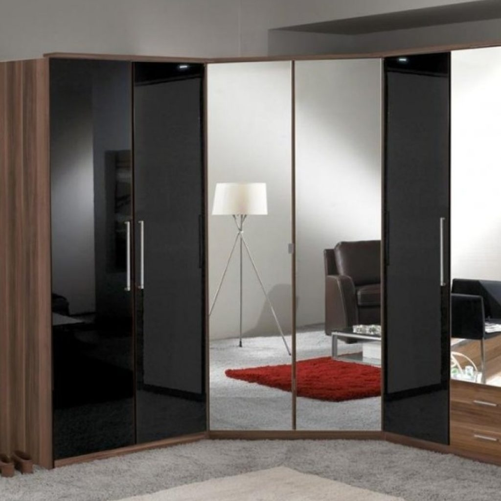 Elegant Gloss Black Wardrobes – Buildsimplehome With Regard To Most Popular Gloss Black Wardrobes (View 2 of 15)
