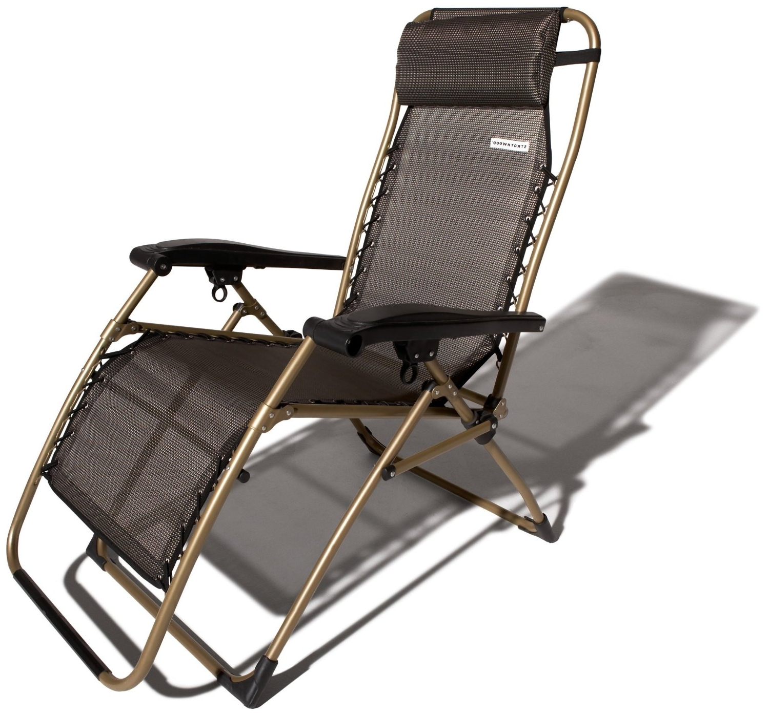 Elegant Patio Recliner Chair Patio Furniture Chaise Lounge Within Best And Newest Folding Chaise Lounge Lawn Chairs (View 1 of 15)