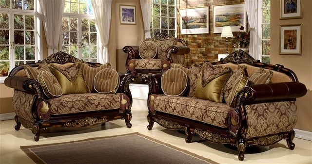 Excellent Ideas Traditional Fabric Sofas – Outdoor Fiture In Current Traditional Fabric Sofas (Gallery 7 of 10)