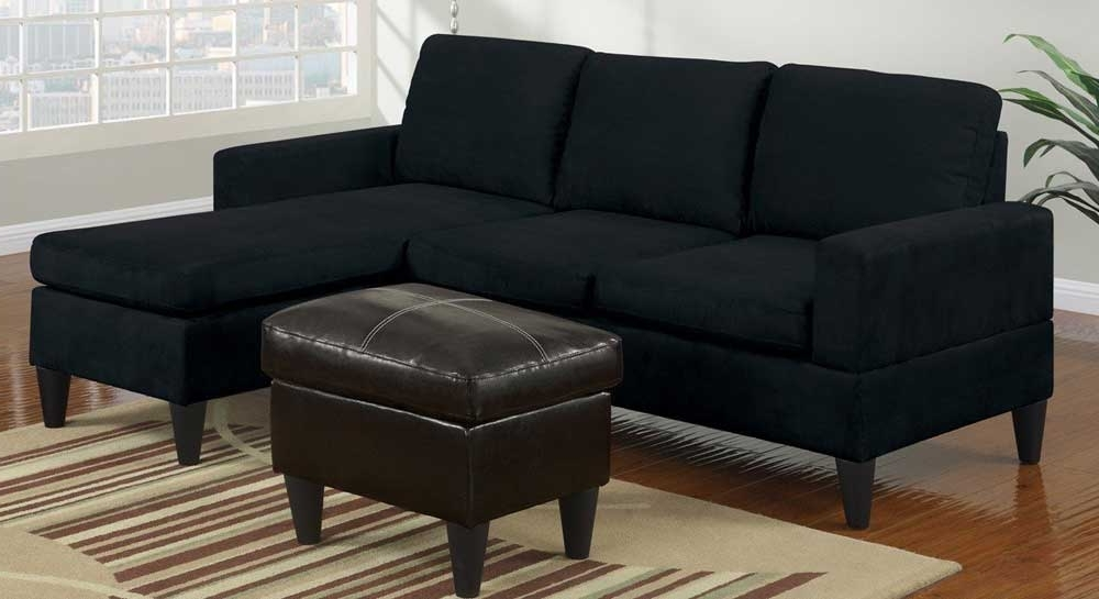 Exist Decor Throughout Popular Small Sectional Sofas With Chaise And Ottoman (View 2 of 10)