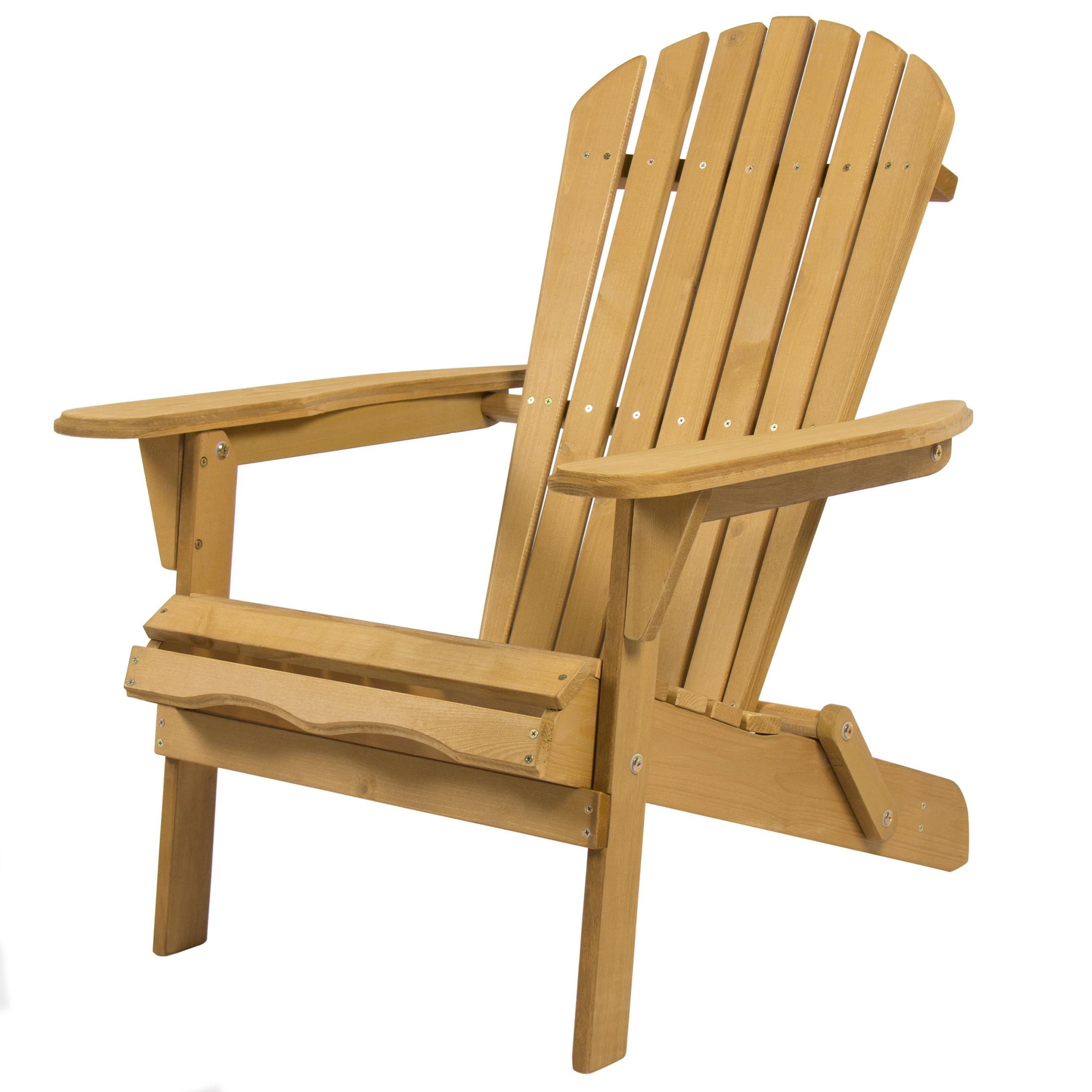 Exquisite Outdoor Wood Adirondack Chair Foldable Patio Lawn Deck In Most Recently Released Children's Outdoor Chaise Lounge Chairs (Gallery 5 of 15)