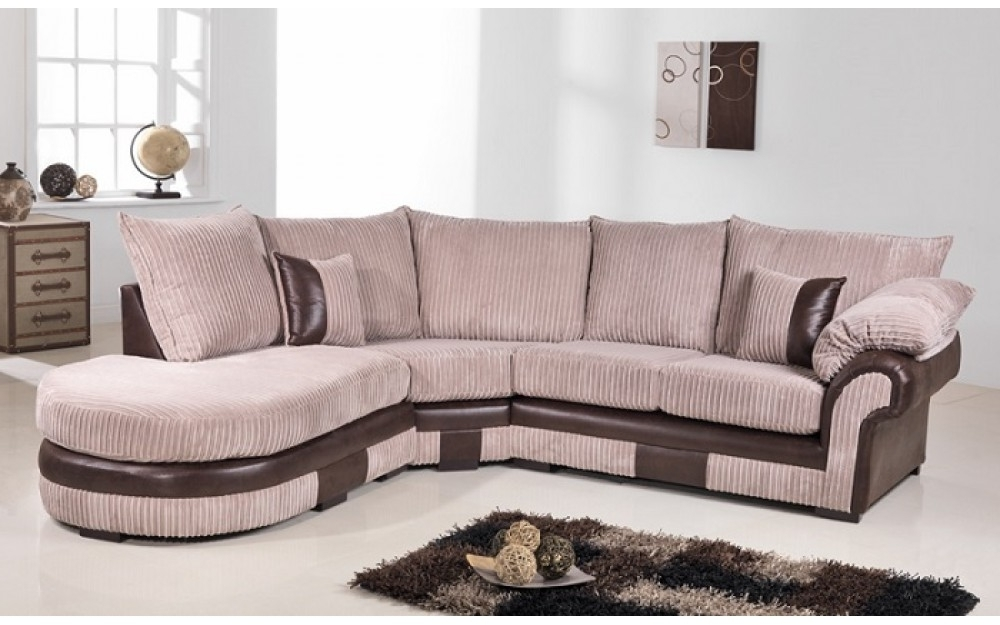 Fabric Corner Sofas Inside Current Fabric Corner Sofa For Your Modern Living Room – Furniture And (View 1 of 10)