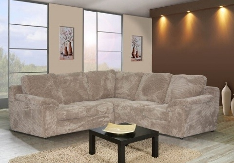 Fabric Corner Sofas With Regard To Popular Mans Fabric Corner Sofa (View 5 of 10)