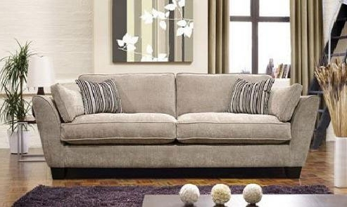 Fabric Sofas In Favorite Fabric Sofas And Chairs From Cox And Son Ramsgate Kent (View 2 of 10)