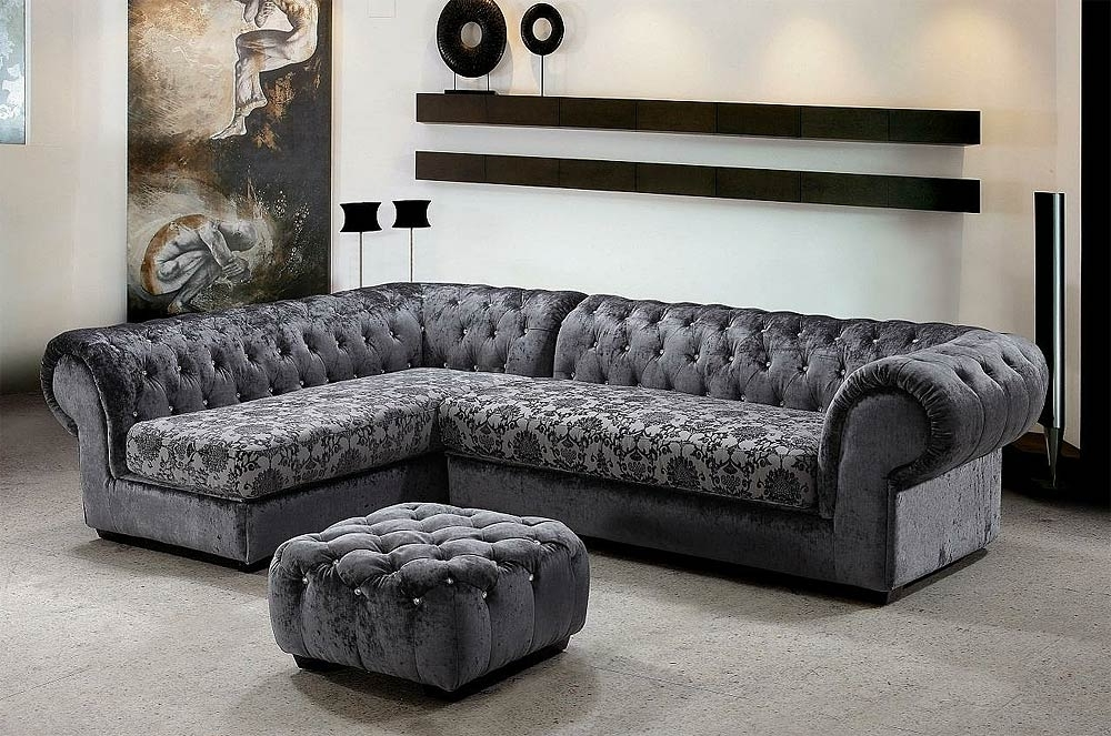 Fabric Sofas (View 2 of 10)