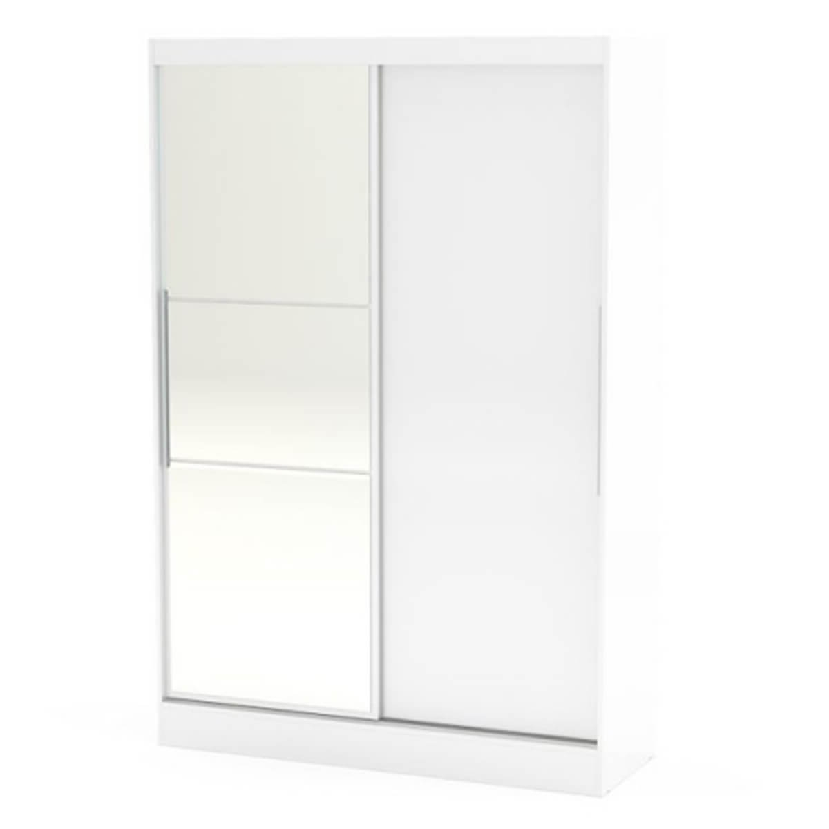 Fads In White Gloss Mirrored Wardrobes (View 6 of 15)
