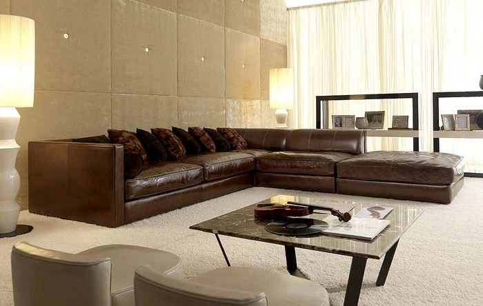 Famous Extra Large Sectional Sofas Gallery Of Ideas — The Home Redesign Throughout Extra Large Sectional Sofas (View 6 of 10)