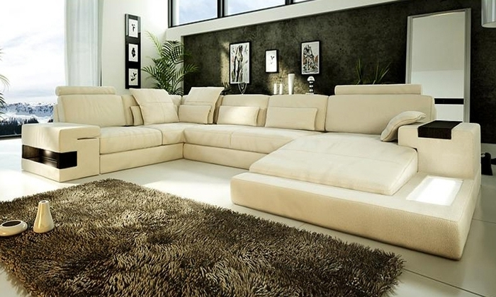 Famous Extra Large Sectional Sofas In Sectionals Extra Wide Home Decoration Club Extra Large Sectional (View 10 of 10)