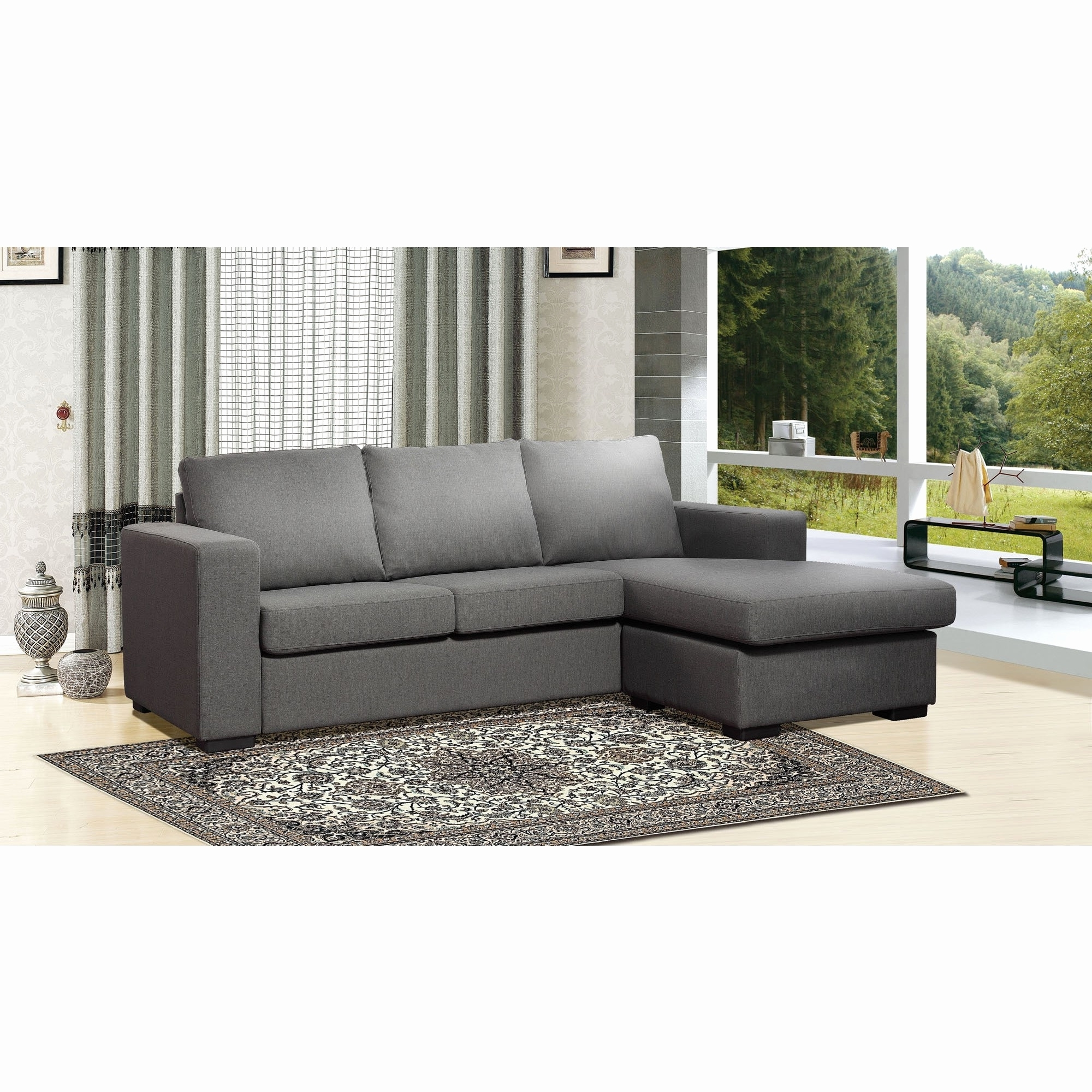 Famous Grey Sectional Sofas With Chaise With Unique Gray Sectional Sofa With Chaise 2018 – Couches Ideas (View 2 of 15)
