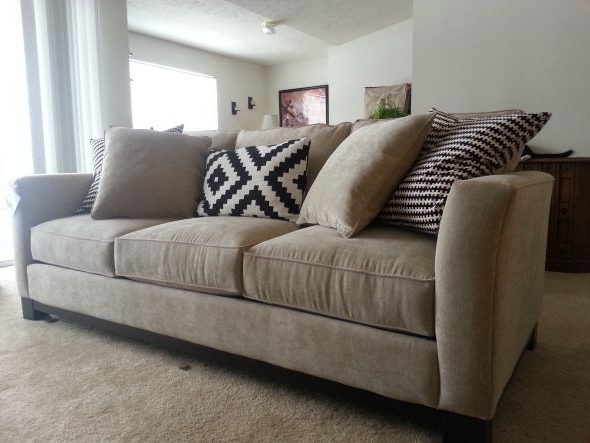 Famous Macys Sofas Within Macys Couch Update (View 3 of 10)