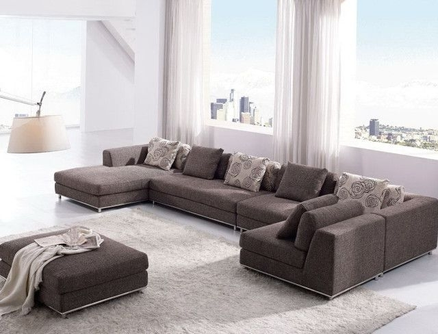 Famous Reclining U Shaped Sectionals Within U Shaped Couch With Recliner – Http://ddrive/ (View 9 of 10)