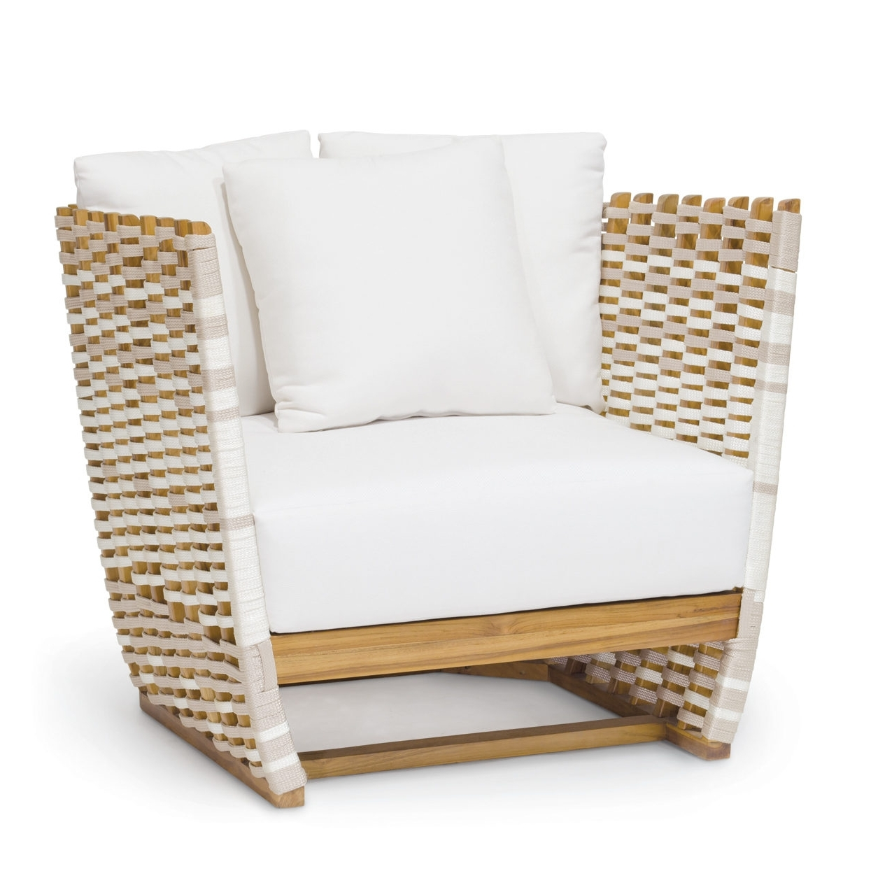 Famous San Martin Outdoor Lounge Chair (View 15 of 15)