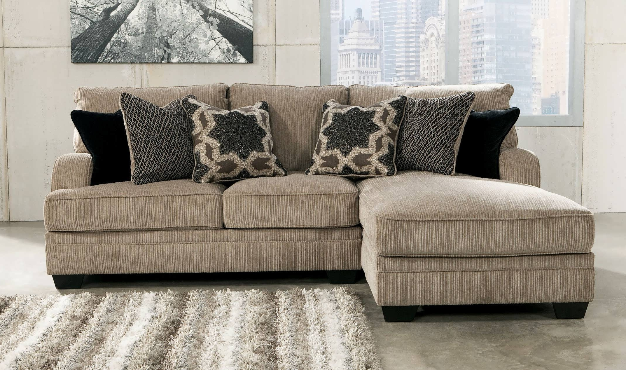 Famous Sofa : Modern Sectional Sofas Sectionals For Small Spaces Cheap For Small Chaise Sectionals (View 2 of 15)