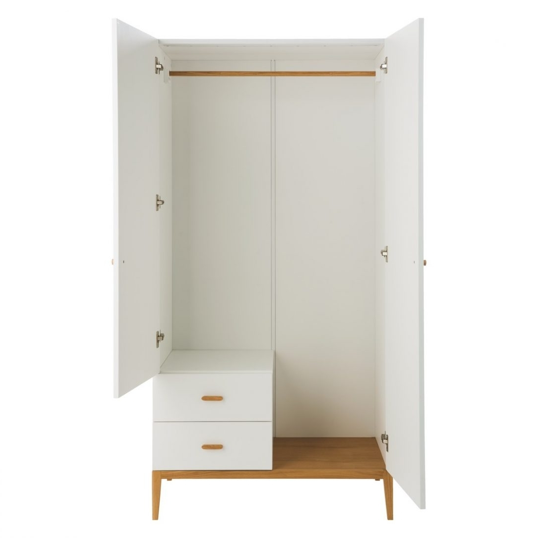 Famous Solid Pine Wardrobe With Drawers 3 Large White Cheap Kids With White Cheap Wardrobes (View 4 of 15)