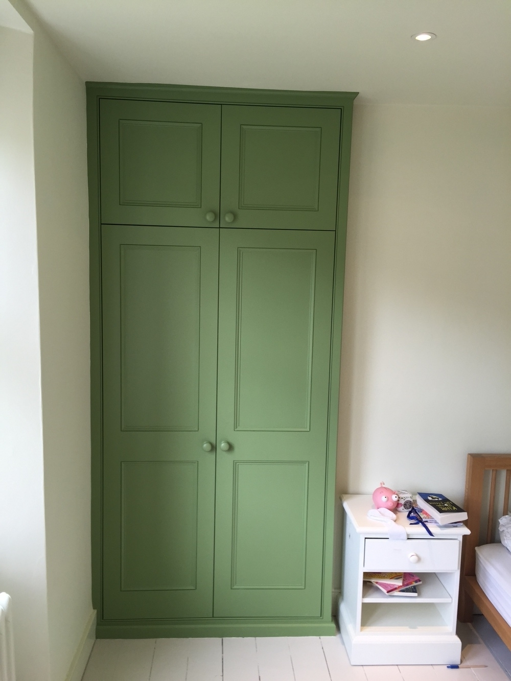 Famous Victorian Wardrobes For Wardrobes — Oliver Hazael Bespoke Carpentry (View 5 of 15)