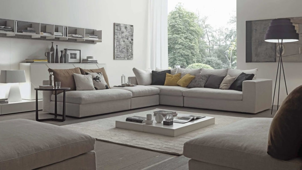 Famous Wide Sectional Couches Modern Good 88 About Remodel Sofas And For Throughout Wide Sectional Sofas (View 6 of 10)