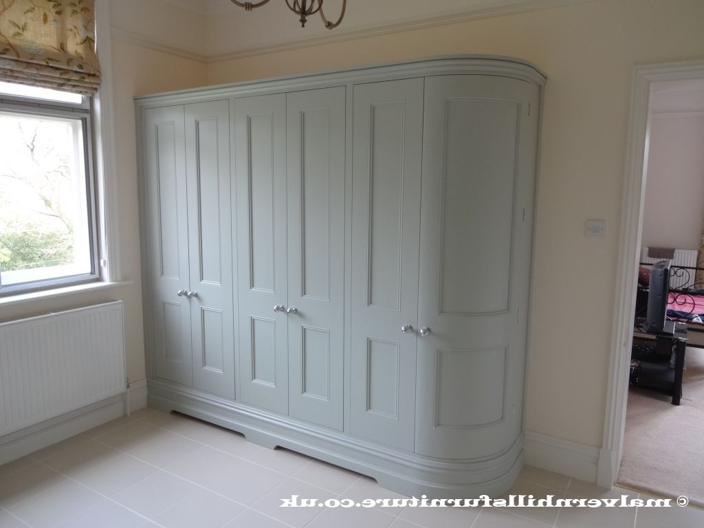 Featured Photo of Farrow And Ball Painted Wardrobes
