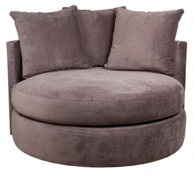 Fashionable Chairs With Ottoman Within Swivel Chairs With Ottoman – All Chairs Design (View 7 of 10)