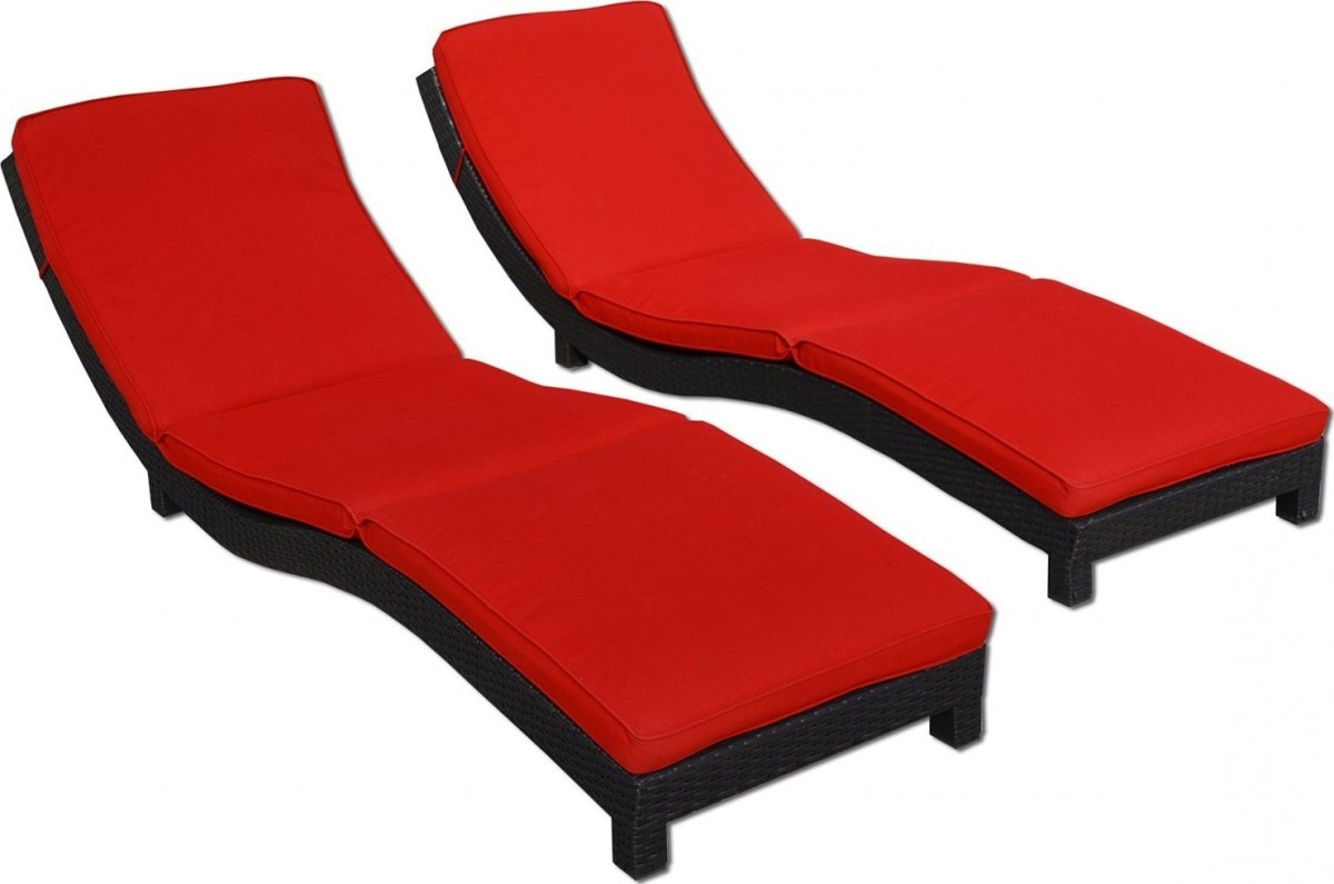Fashionable Coast Modern Living Outdoor Chaise Lounge Chairs W/ Cushions Within Chaise Lounge Chairs With Cushions (View 6 of 15)