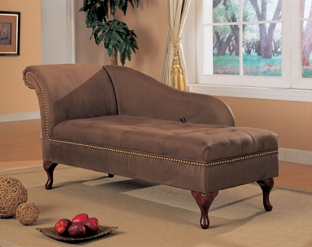 Fashionable Coaster Chaise Lounges Regarding Coaster Fine Furniture 550068 Accent Chaise Lounge (View 8 of 15)