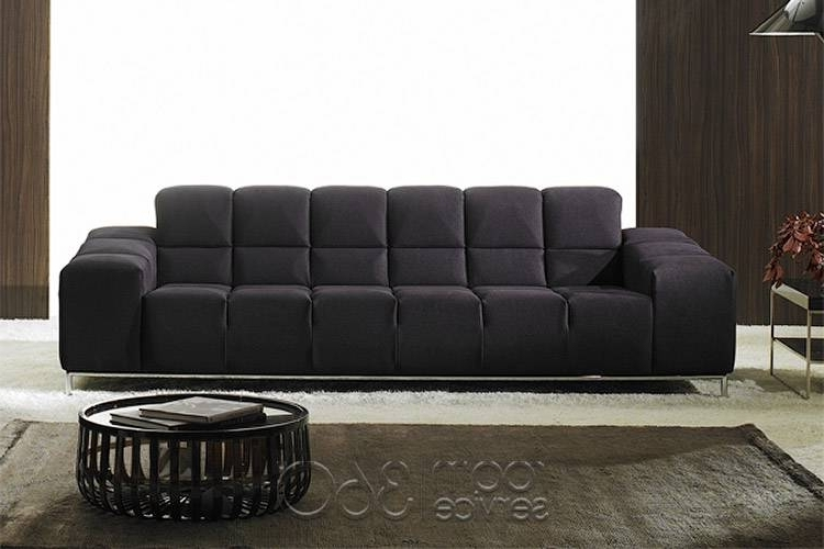 Fashionable Florence Leather Sofas Regarding Sofa Design: Panda Modern Italian Your Designer Leather Sofa (View 3 of 10)