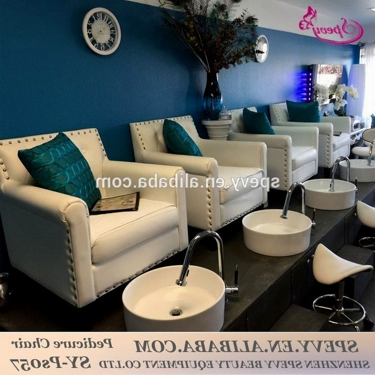 Fashionable Fresh Spa Pedicure Chairs Portrait (View 5 of 10)