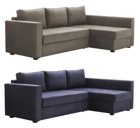 Fashionable Ikea Sectional Sofa Beds Regarding Collection In Sofa Sleeper  With Storage Best Images About Ikea