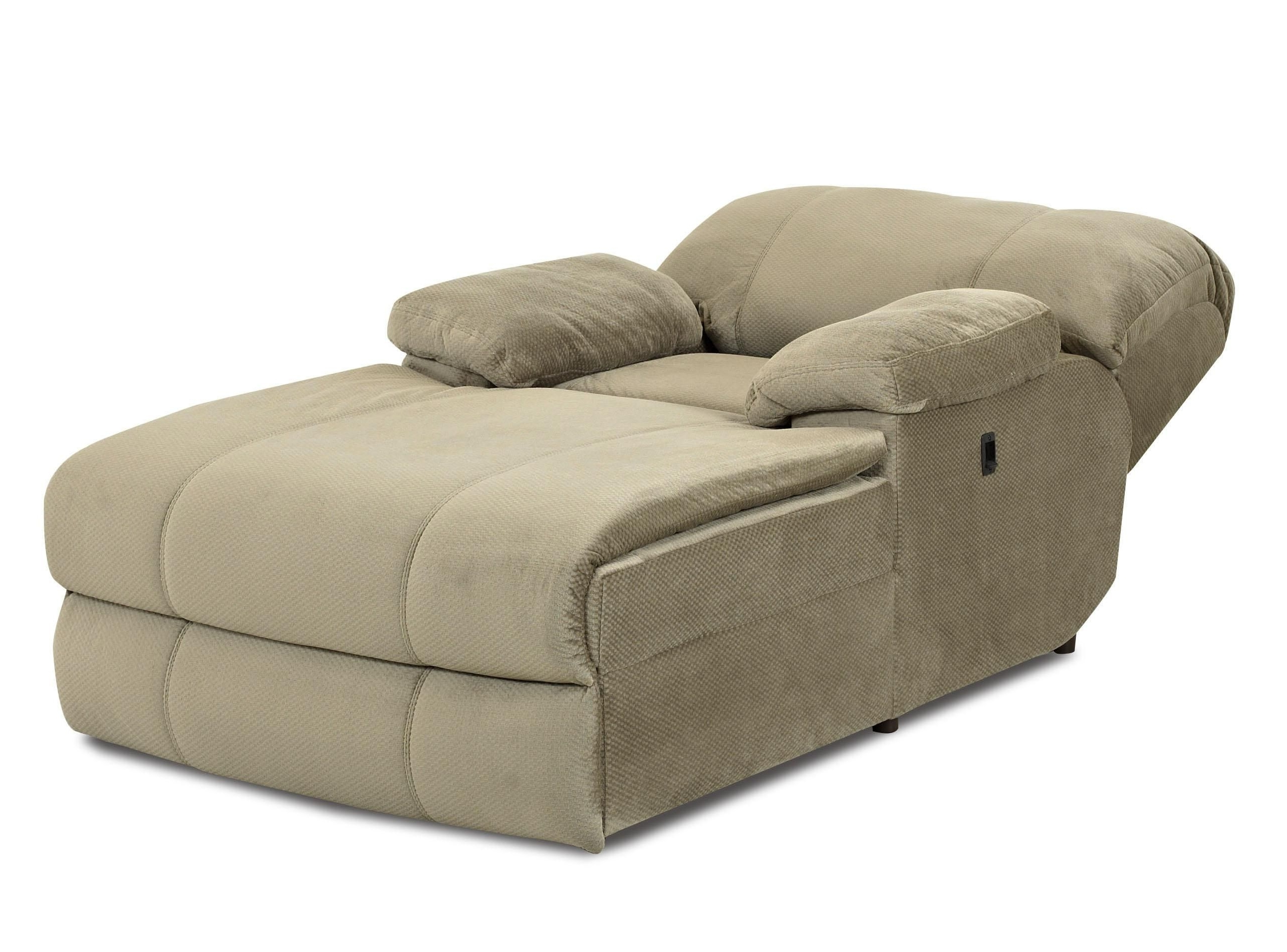 Fashionable Indoor Oversized Chaise Lounge (View 3 of 15)