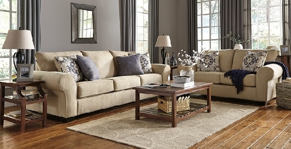 Fashionable Living Room Furniture (View 6 of 10)
