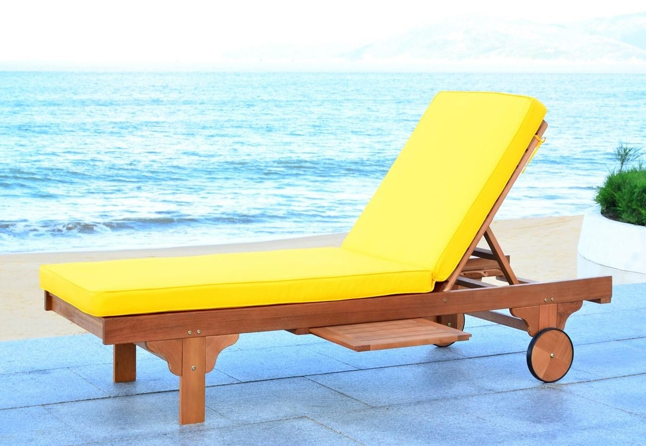 Fashionable Newport Chaise Lounge Chairs Pertaining To Chaise Lounge Chair (View 15 of 15)