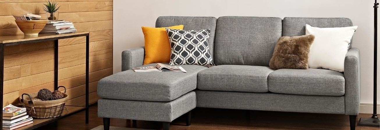 Fashionable Sectional Sofas Intended For Sectional Sofas For Less (View 6 of 10)