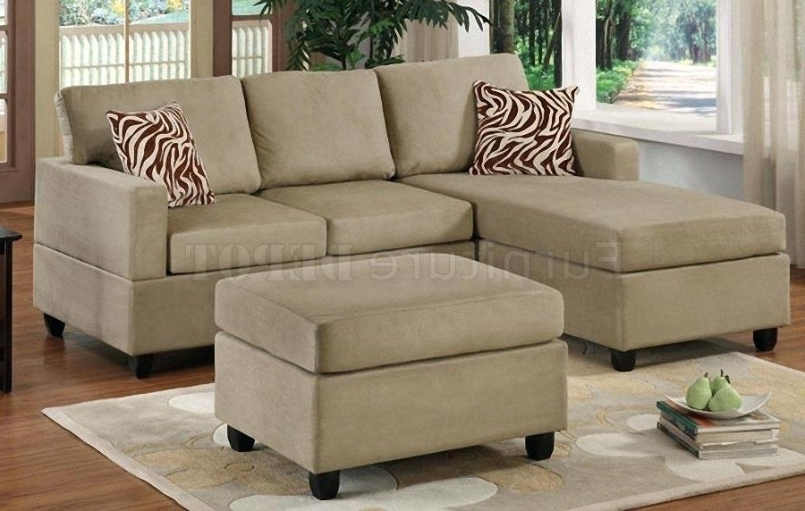 Fashionable Small Sectional Sofa Modern Sectional Sofa For Small Spaces Small For Small Sectional Sofas With Chaise And Ottoman (View 3 of 10)