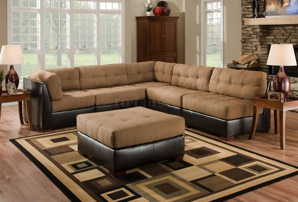 Fashionable Small Sectionals With Chaise For Sofa : Living Room Sectionals Small L Shaped Couch Sofas And (View 7 of 15)