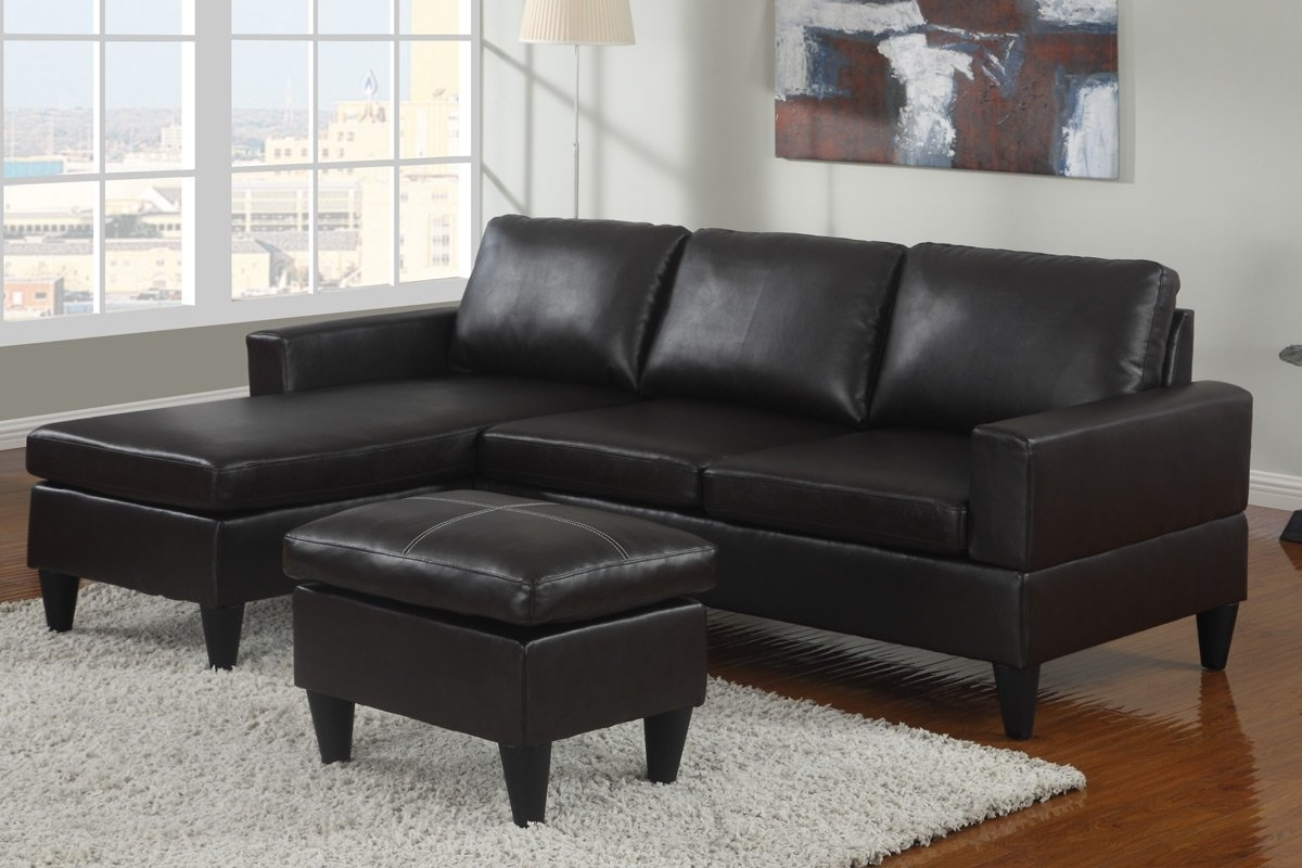 Fashionable Sofa : Creative Leather Chaise Lounge Sofa On A Budget Excellent For Leather Chaise Lounge Sofas (View 4 of 15)