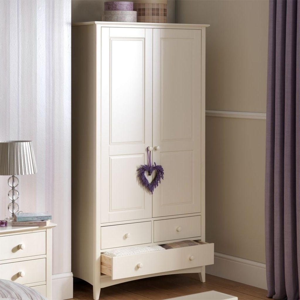 Featured Photo of White Wardrobes With Drawers