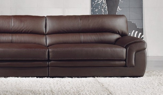 Favorite 4 Seat Leather Sofa – Home And Textiles Within 4 Seat Leather Sofas (View 8 of 15)