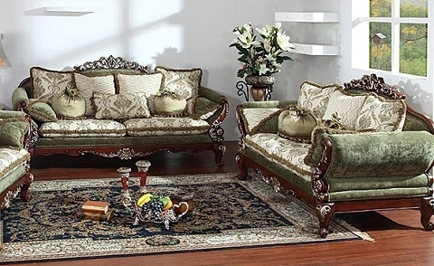 Favorite Antique Sofas Pertaining To Antique Sofas And Chairs Antique Furnitures Antique Sofas And (View 6 of 15)