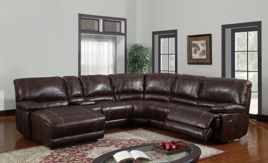 Favorite Beautiful Leather Sectional With Chaise And Recliner Gallery With Regard To High End Leather Sectional Sofas (View 4 of 10)