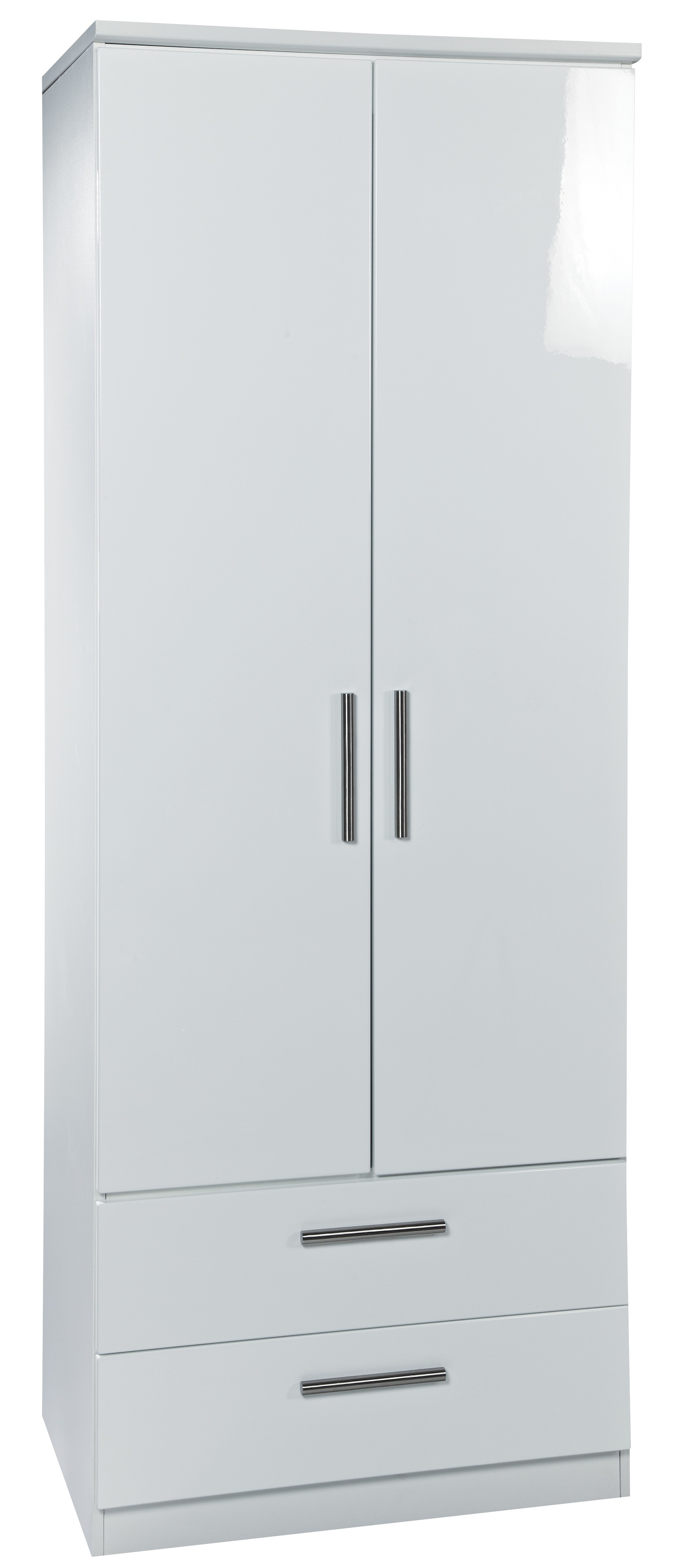 Favorite Black High Gloss Sliding Wardrobe Doors White Wardrobes That Can Inside White High Gloss Wardrobes (View 7 of 15)