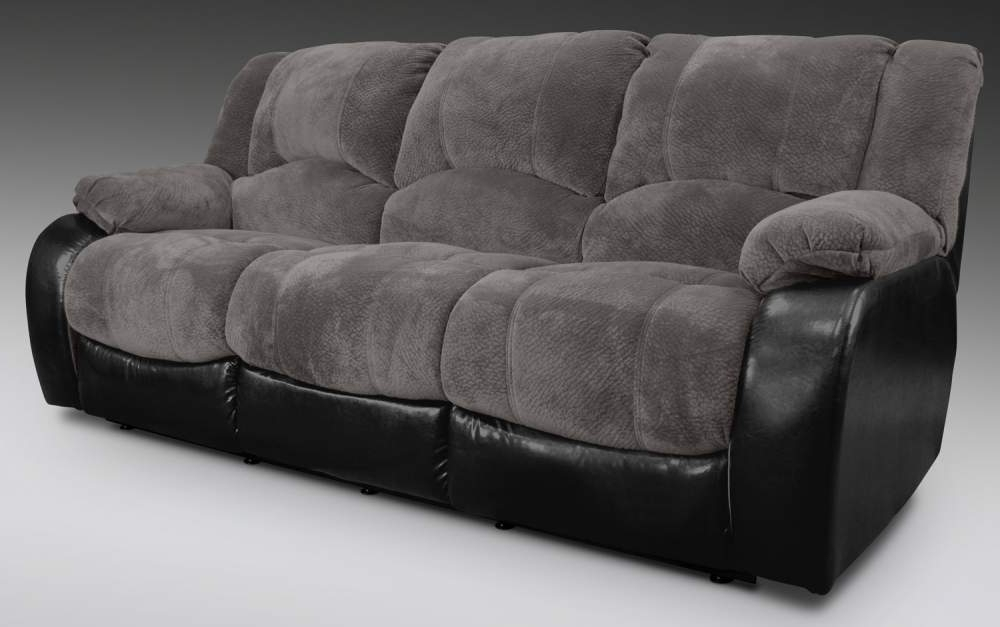 Favorite Devon Grey Dual Reclining Sofa Buy In Boston Inside Soft Sofas (View 10 of 10)
