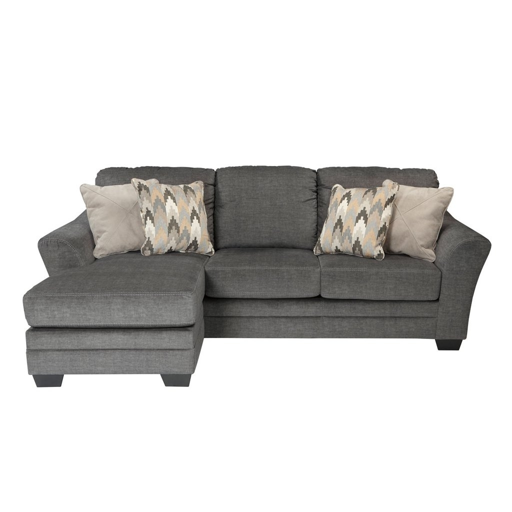 Favorite Grey Couches With Chaise Throughout Furniture: Amusing Furniture Decorated L Shaped Sleeper Sofa For (View 5 of 15)